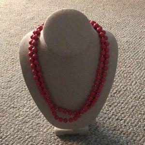 Stella & Dot coral beads